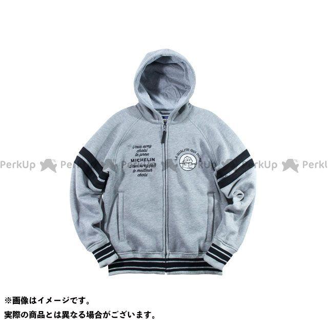 Michelin ジャケット 2019-2020秋冬モデル ML19403W HOODY JACKET(グレー) L2W ミシュラン