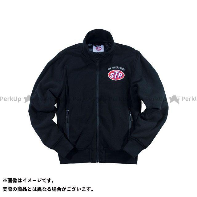 エスティーピー ジャケット 2019-2020秋冬モデル STP19401W FLEECE JACKET(ブラック) カラー:M STP