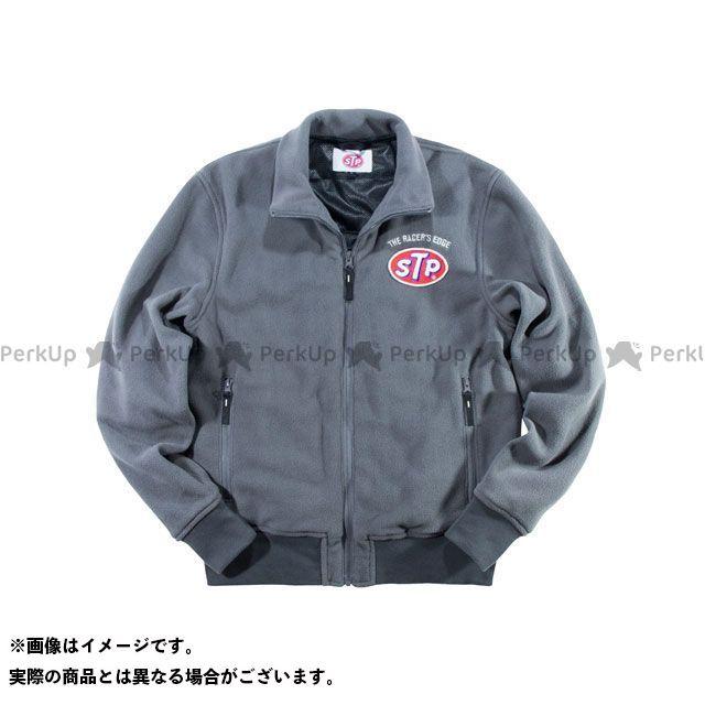エスティーピー ジャケット 2019-2020秋冬モデル STP19401W FLEECE JACKET(グレー) カラー:L STP