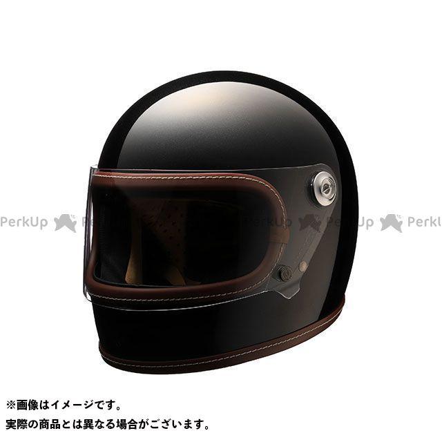 ニキトー フルフェイスヘルメット Retro-One(GLOSS BLACK) サイズ:L NIKITOR