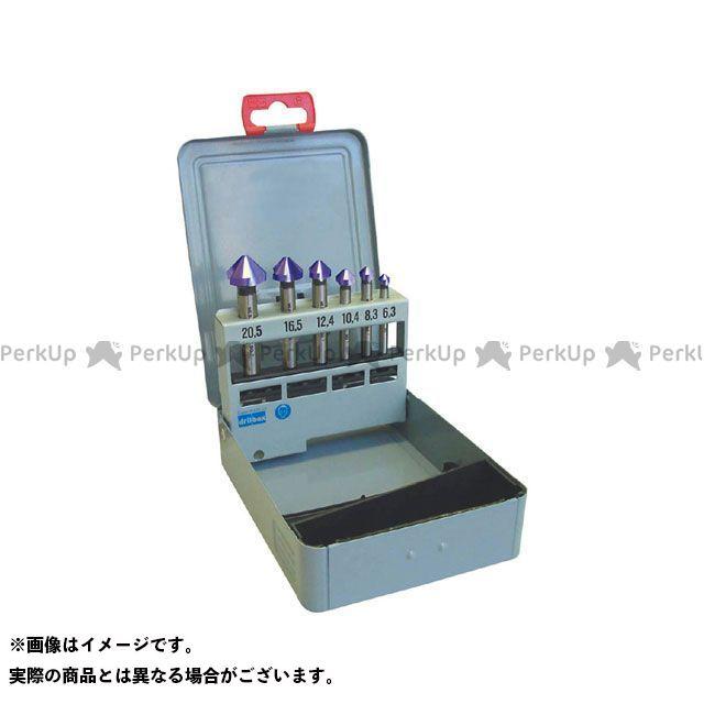 プロチ 切削工具 PRC-A906S カウンターシンクセット 90°6本 TIALN  PROCHI
