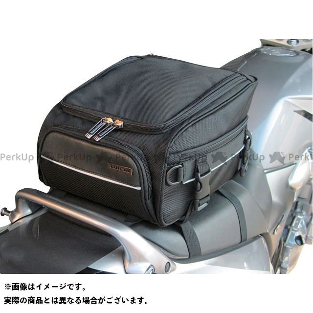 アールエスタイチ ツーリング用バッグ RSB305 スポーツシートバッグ.13(ブラック) RSタイチ