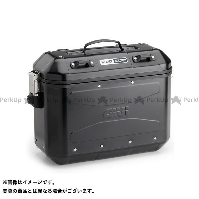 GIVI ツーリング用ボックス 36L type TREKKER DOLOMITI(左右1セット) ジビ