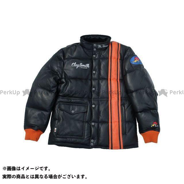 クレイスミス ジャケット 2019-2020秋冬モデル CSY-9501L JACKFRUIT ウィンター レザージャケット(ブラック) サイズ:M Clay Smith