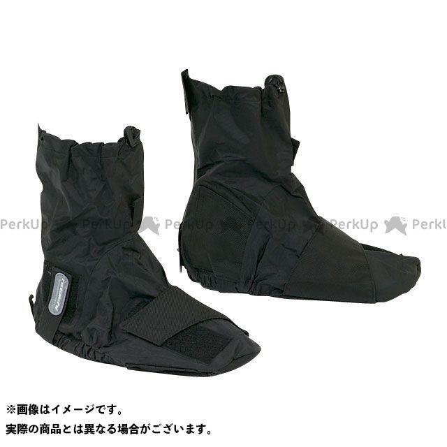 お気にいる RSタイチ RSTAICHI ブーツカバー バイクシューズ ブーツ 無料雑誌付き ショート 新色追加して再販 レインバスターブーツカバー ブラック サイズ:S RSR210