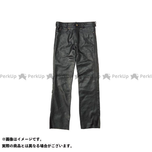 【エントリーで最大P21倍】MET'Z パンツ MLP-1801 ストレートパンツ(ブラック) サイズ:M MET'Z