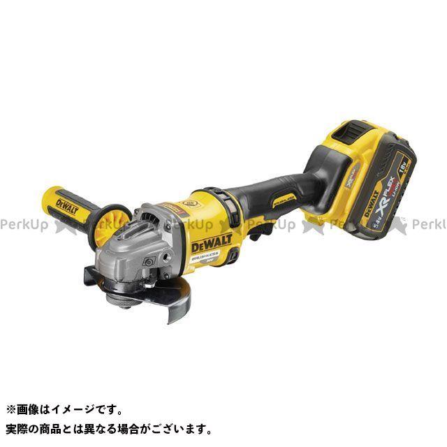 DEWALT 電動工具 DCG414N-JP 54V 125mmディスクグラインダー/本体 DEWALT