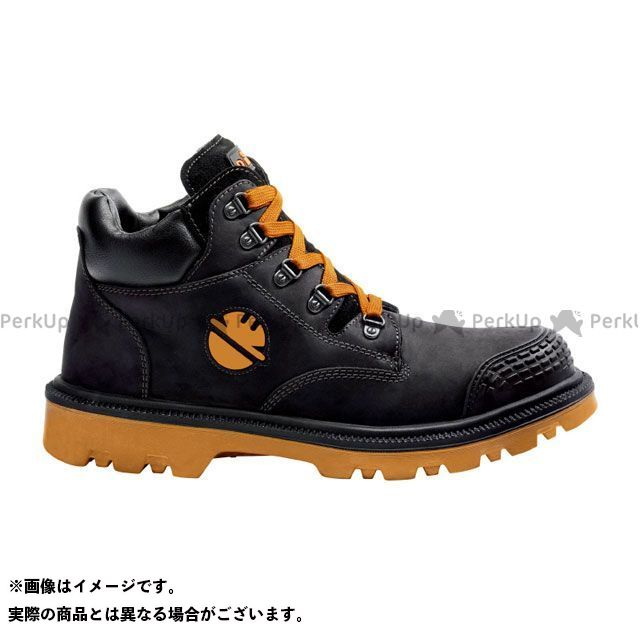 DIKE メカニックシューズ 21021-300 作業靴ディガー(エスプレッソブラック) 26.5cm DIKE