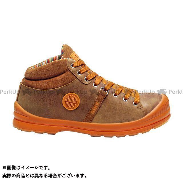 DIKE メカニックシューズ 27021-191 作業靴サミット(カプチーノブラウン) 26.5cm DIKE