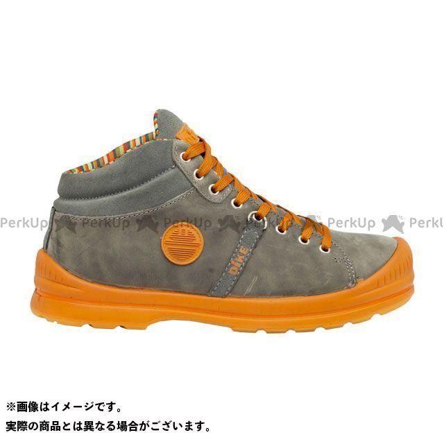 DIKE メカニックシューズ 27021-205 作業靴サミット(アルピニアングレイ) サイズ:26.0cm DIKE