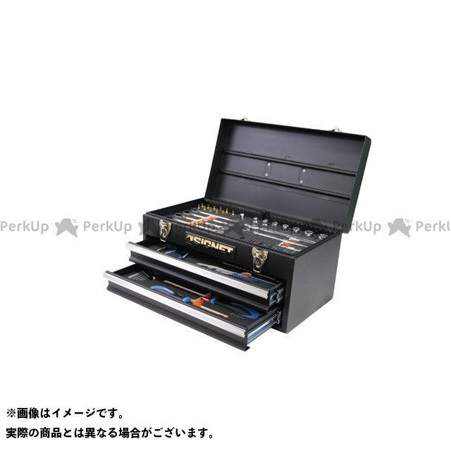 SIGNET シグネット ハンドツール 工具 シグネット ハンドツール 800S-4719-30SP 30周年9.5SQセット マットブラック  SIGNET