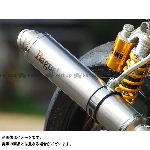 Bagus ゼファー750 マフラー本体 オリジナルフルチタンマフラー バグース