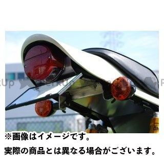 【エントリーで最大P21倍】Bagus ゼファー1100 フェンダー 一体式フェンダーレスキット タイプ:Z2テールランプ仕様用 カラー:シルバー バグース