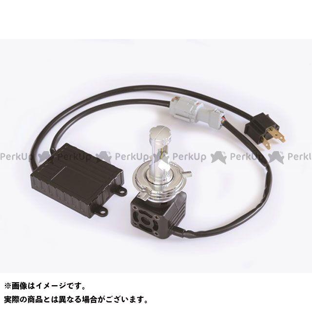 汎用 HYPER Hi/Lowタイプ REAL H4 ヘッドライト・バルブ ヘッドライトバルブ Remotion LED