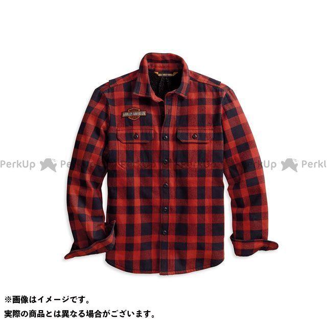HARLEY-DAVIDSON ジャケット Sherpa Lined Slim Fit Shirt Jacket サイズ:L ハーレーダビッドソン