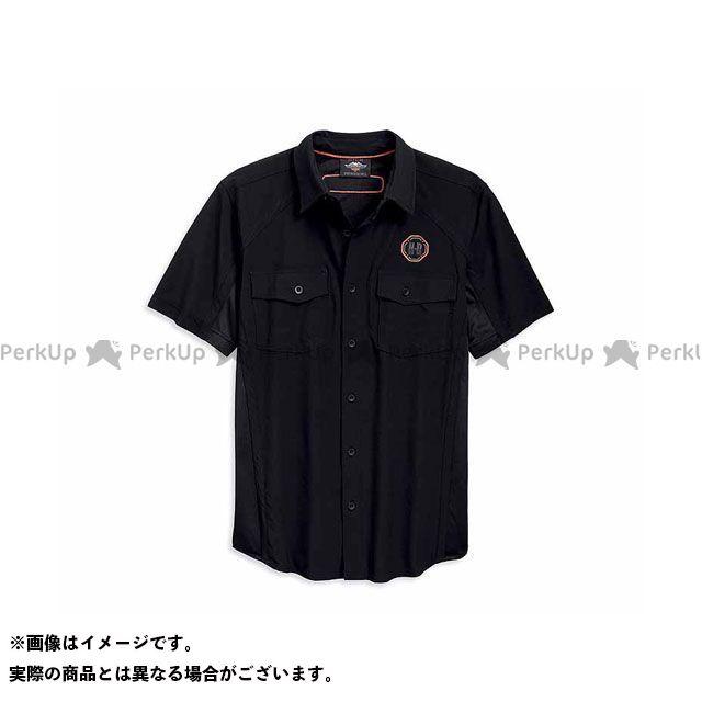 HARLEY-DAVIDSON カジュアルウェア シャツS/S/Performance VentedShirt サイズ:XL ハーレーダビッドソン