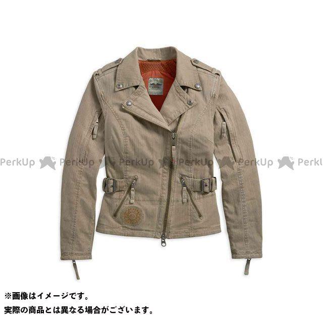 HARLEY-DAVIDSON レディースアパレル LD'S JKT/Sola Textile RidingJacket サイズ:L ハーレーダビッドソン