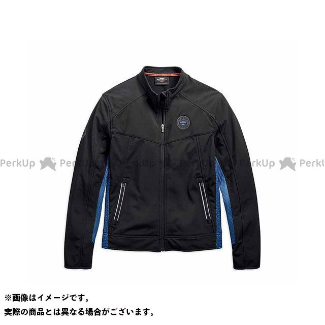 HARLEY-DAVIDSON ジャケット ナイロンJKT/LogoBadge SoftShell Jacket サイズ:L ハーレーダビッドソン