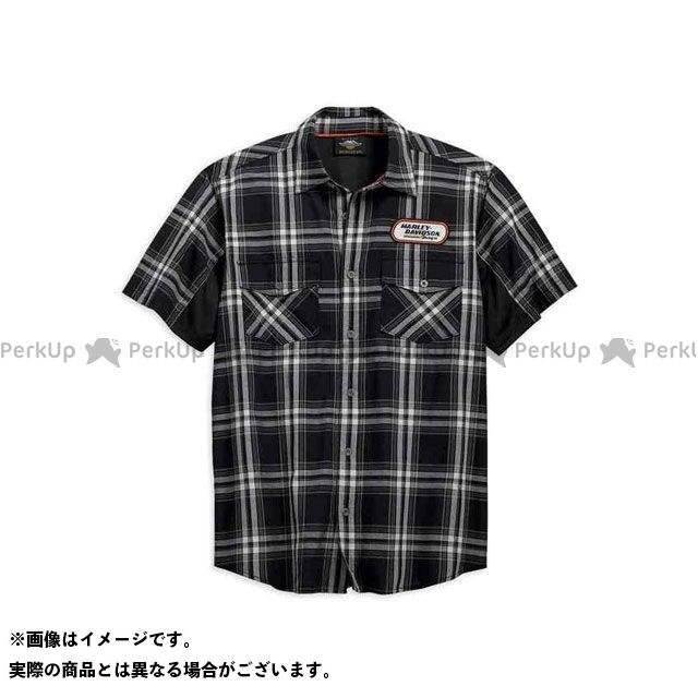 HARLEY-DAVIDSON カジュアルウェア シャツS/S /Racing Performance Shirt サイズ:L ハーレーダビッドソン
