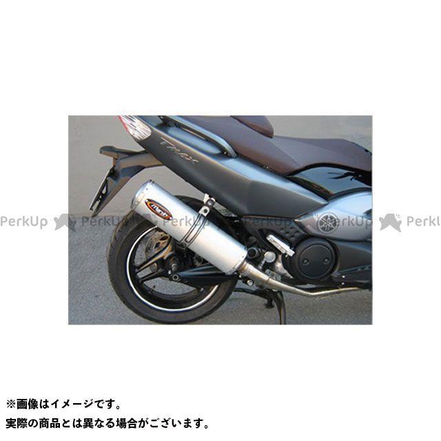 【エントリーで更にP5倍】Marving TMAX500 マフラー本体 マービング フルシステム スモールオーバル = 94x124 Superline アルミニウム - EU公道走行認可 for Yamaha T-MAX 500 08 (09-1 マ…