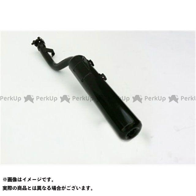 Marving XL125R マフラー本体 マービング マフラー Edr ブラック Honda XL 125 R /200 R マービング