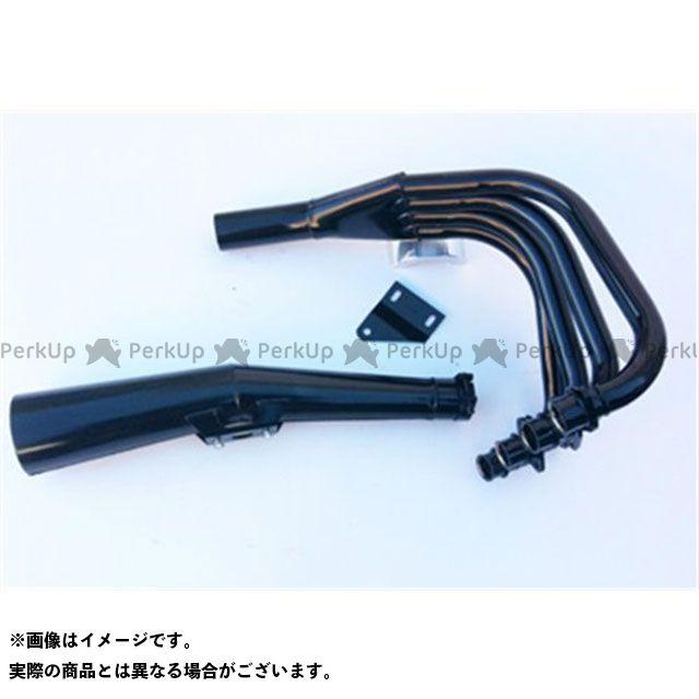 Marving GSX550L マフラー本体 マービング フルシステム 4/1 Master ブラック for Suzuki GSX 550 E/ES/EF (83-) マービング