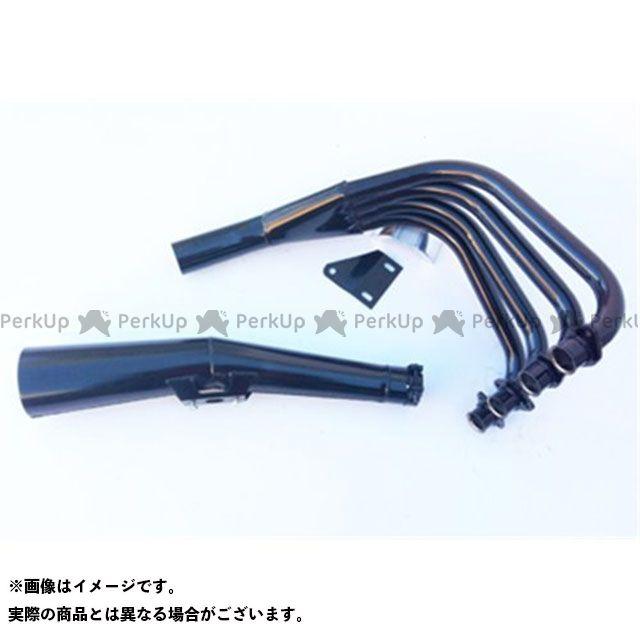 Marving GSX750EF マフラー本体 マービング フルシステム 4/1 Master ブラック for Suzuki GSX 750 ES/EF (85-) マービング