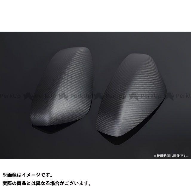 【特価品】Shiftric 外装 サイドミラーカバー ドライカーボン(仕様:綾織艶消し) シフトリック