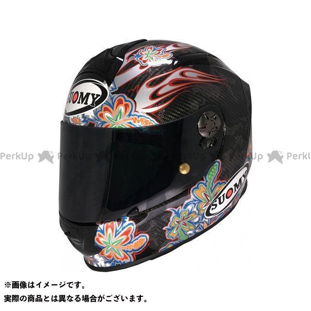 スオーミー フルフェイスヘルメット SSRX002 SR-SPORT CARBON(フラワー) XL(61-62) SUOMY
