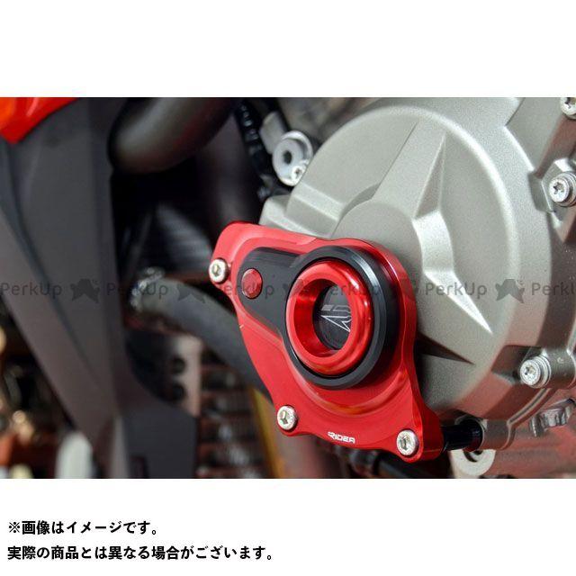 【エントリーで更にP5倍】RIDEA スライダー類 エンジンプロテクター 左側(レッド) リデア
