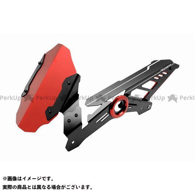 【特価品】RIDEA ニンジャ250 Z250 フェンダー リアフェンダー(レッド) リデア