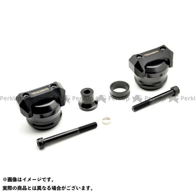 【特価品】RIDEA ニンジャZX-10R スライダー類 フレームスライダー(ブラック) リデア