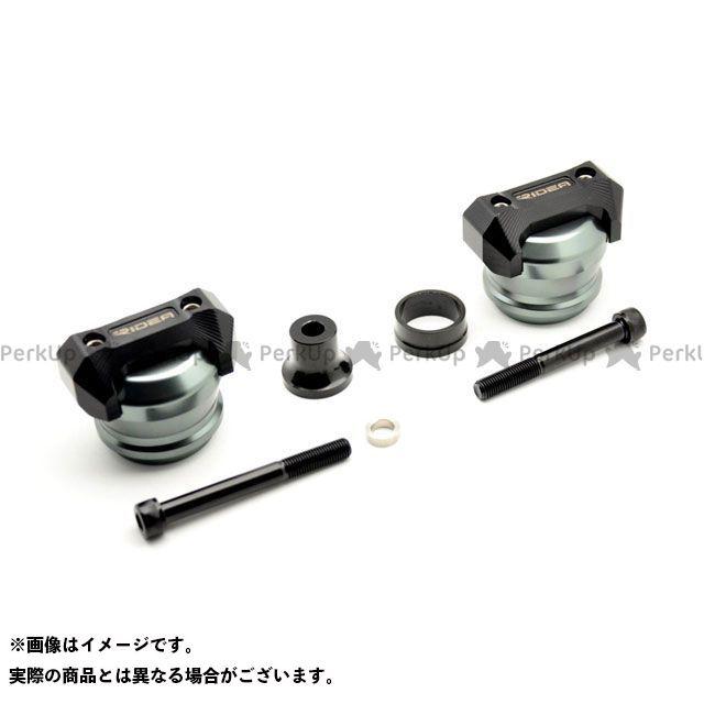 【特価品】RIDEA ニンジャZX-10R スライダー類 フレームスライダー(チタン) リデア