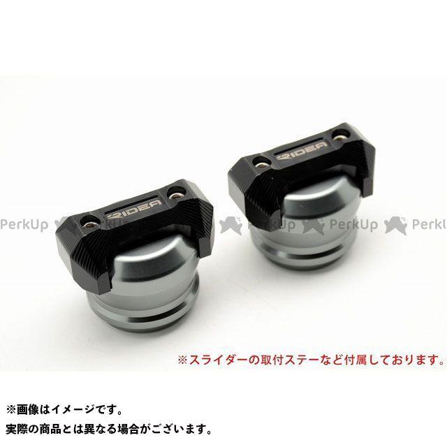 【特価品】RIDEA GSX-S1000 GSX-S1000F スライダー類 フレームスライダー スタンダードタイプ(チタン) リデア