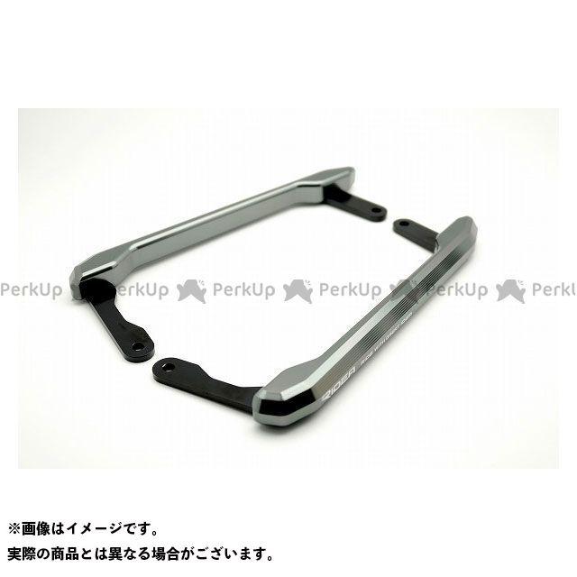 【特価品】RIDEA MT-09 タンデム用品 アルミ削り出しグラブバー(チタン) リデア