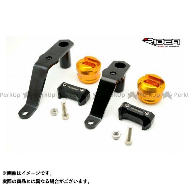 RIDEA MT-07 スライダー類 フレームスライダー(ゴールド) リデア