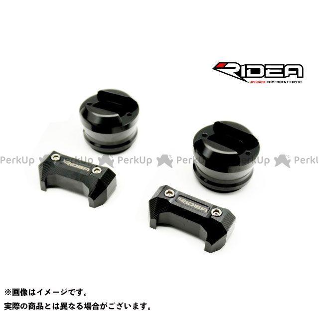 【特価品】RIDEA YZF-R25 YZF-R3 スライダー類 フレームスライダー(ブラック) リデア