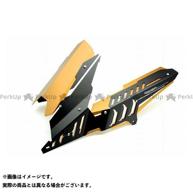 【特価品】RIDEA フェンダー リアフェンダー(ゴールド) リデア