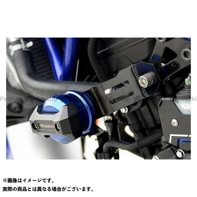 RIDEA MT-03 MT-25 スライダー類 フレームスライダー(ブルー) リデア