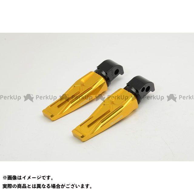 【無料雑誌付き】【特価品】RIDEA TMAX530 タンデムステップ関連パーツ タンデムステップ(ゴールド) リデア