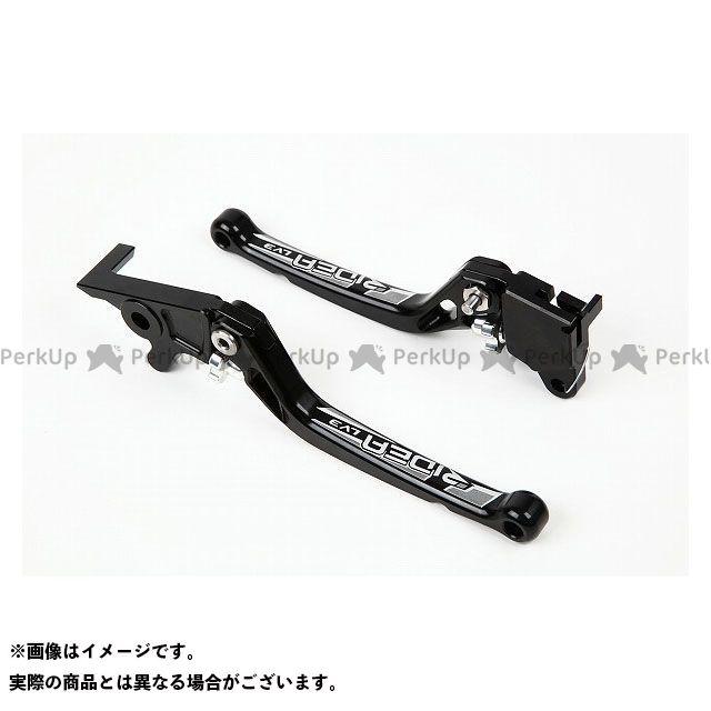 【特価品】RIDEA レバー ノブアジャストブレーキレバー 左右セット(ブラック) リデア