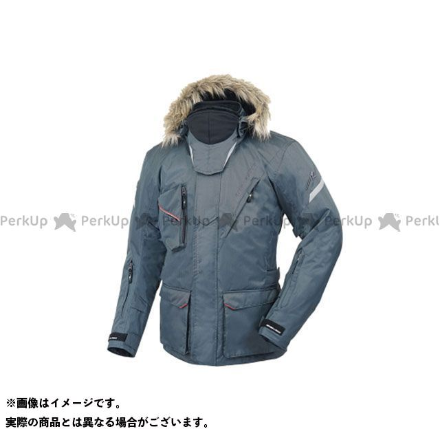 【特価品】ラフアンドロード ジャケット RR7693 WSプリマロフト(R)ポーラージャケットFP(ヘリンボーンチャコール) サイズ:L ラフ&ロード