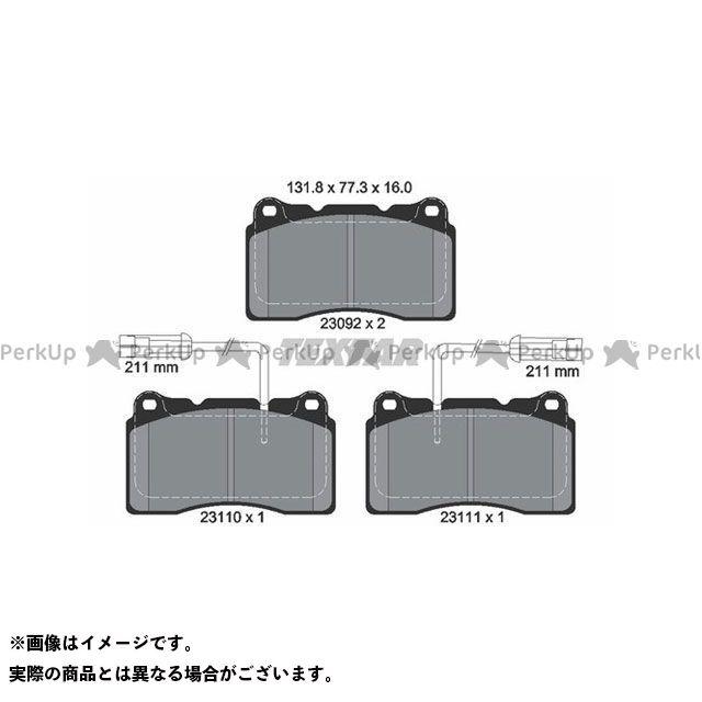 【エントリーで最大P21倍】TEXTAR ブレーキ 2309201 ブレーキパッド Textar