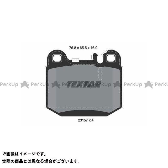 【エントリーで更にP5倍】TEXTAR ブレーキ 2315702 ブレーキパッド Textar