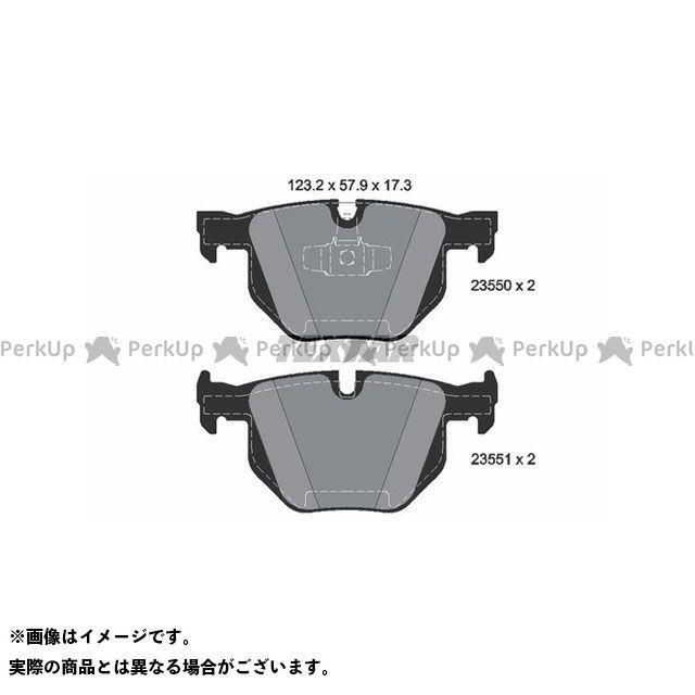 【エントリーで更にP5倍】TEXTAR ブレーキ 2355081 ブレーキパッド Textar