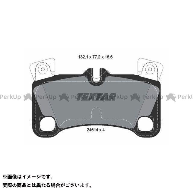 【エントリーで更にP5倍】TEXTAR ブレーキ 2461401 ブレーキパッド Textar