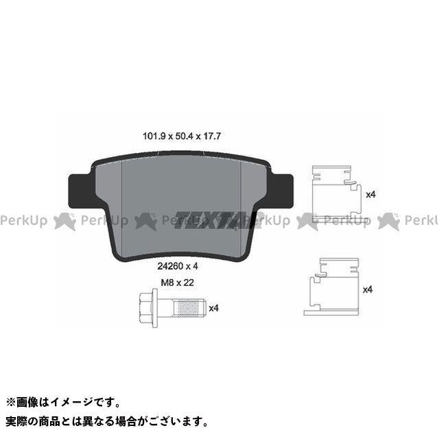 【エントリーで更にP5倍】TEXTAR ブレーキ 2426001 ブレーキパッド Textar