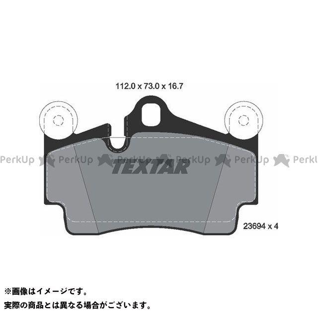 【エントリーで更にP5倍】TEXTAR ブレーキ 2369402 ブレーキパッド Textar