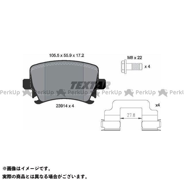 TEXTAR ブレーキ 2391482 ブレーキパッド  Textar
