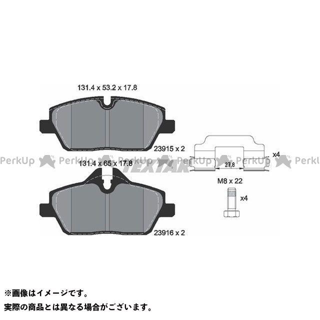 【エントリーで最大P21倍】TEXTAR ブレーキ 2391503 ブレーキパッド Textar